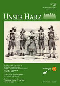 Unser Harz 07 - 2020, Titelbild