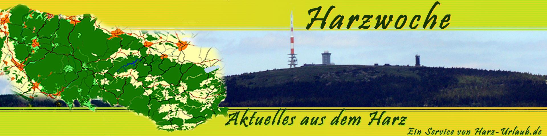 Harzwoche – Aktuelles aus dem Harz