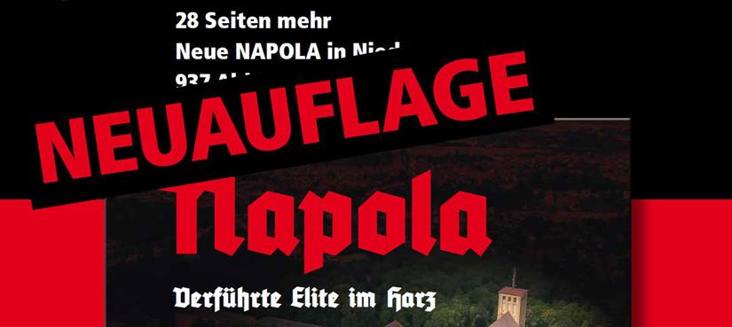 Titelbild Napola