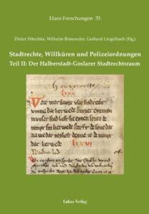 Cover Harz- Forschungen-35h