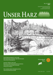 Cover Unser Harz 10 2020