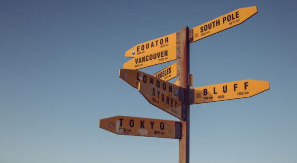 Neuseeland, Foto von Martin Enigk