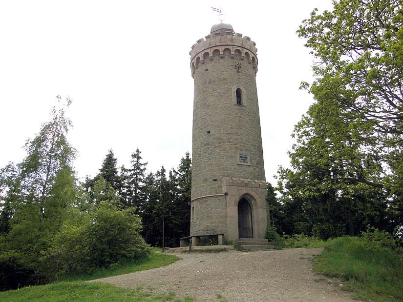 Kaiserturm bei Wernigerode