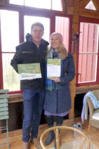 Auszeichnung NaturVersteher Harz