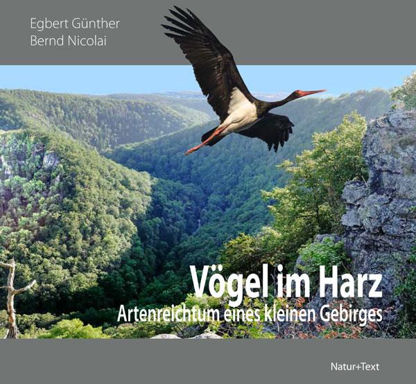 Vögel im Harz Cover