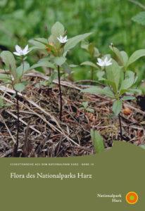 Cover Schriftenreihe 19 Nationalpark Harz