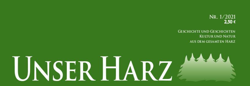 Unser Harz Titelzeile