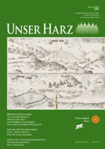 Cover Unser Harz 06-2021