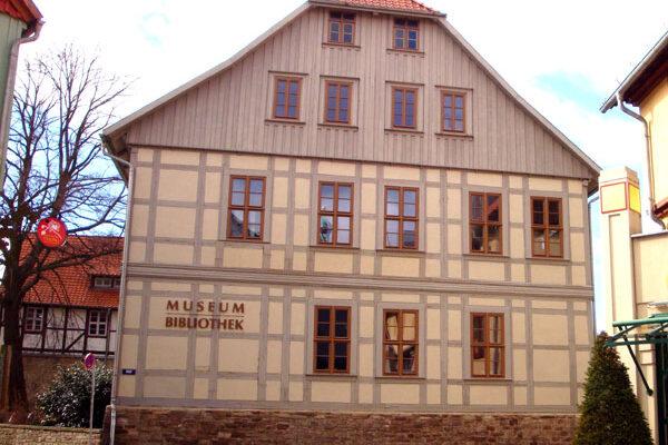 Harzmuseum in Wernigerode