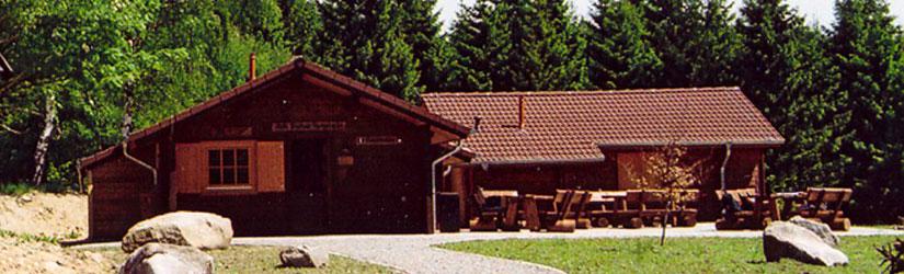 Rangerstation am Scharfenstein, Foto: Nationalpark Harz