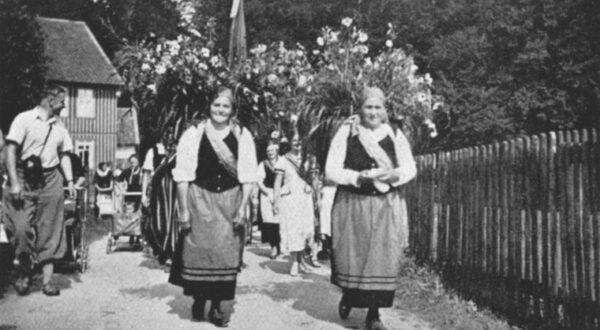 Grasedanz in Hüttenrode