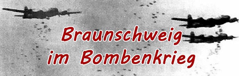 Titel Braunschweig im Bombenkrieg